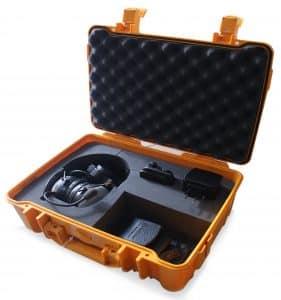 Calages de valises, coffres, boites et mallettes